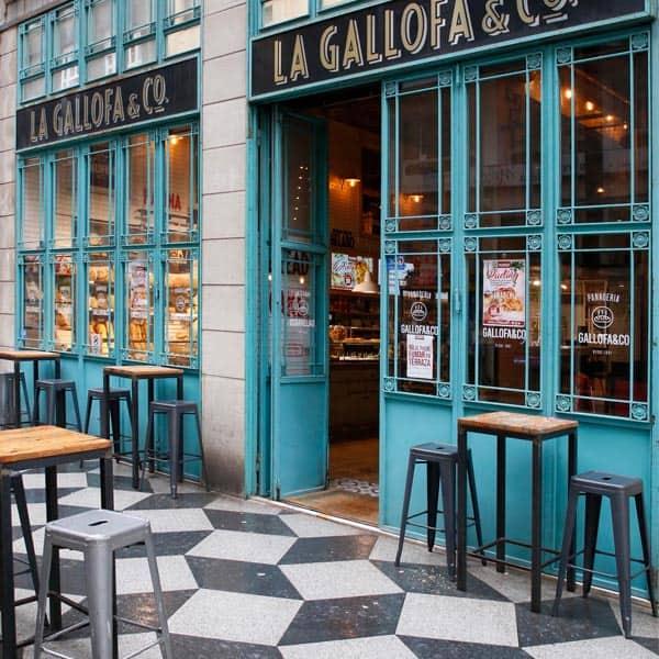 gallofa & Co santander panadería pastelería