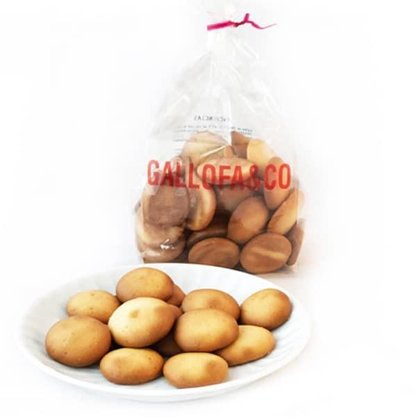 paciencias galletas de canela