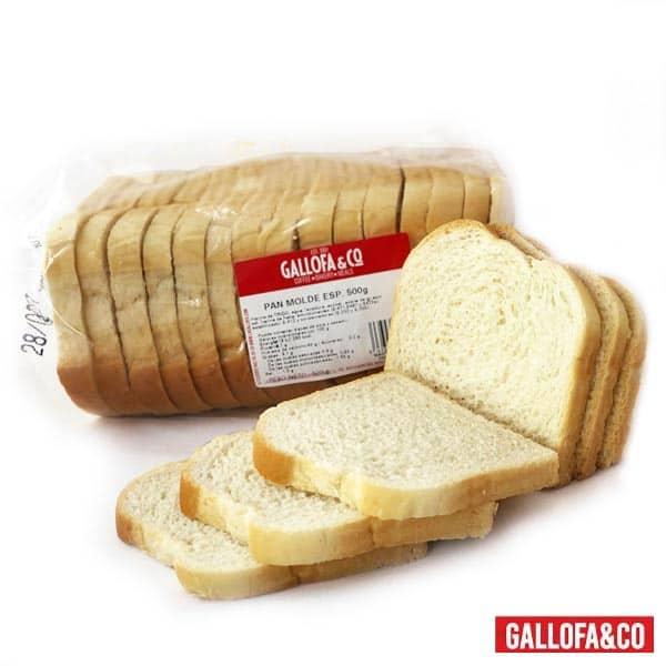 pan especial molde pequeño