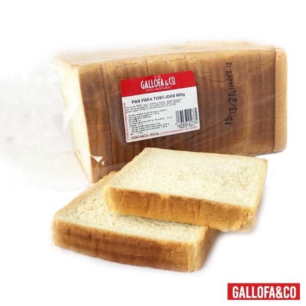 pan de tostadas