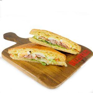 comprar sandwich vegetal