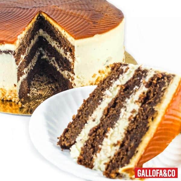 comprar porción tarta brownie