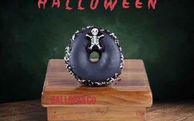 Postres Halloween para disfrutar con niños